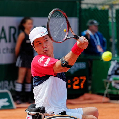 Roland Garros wheelchair 2015