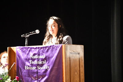 2020 NTHS Induction Ceremony