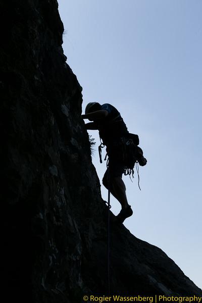 2014-05 Climbing in Freyr (B)