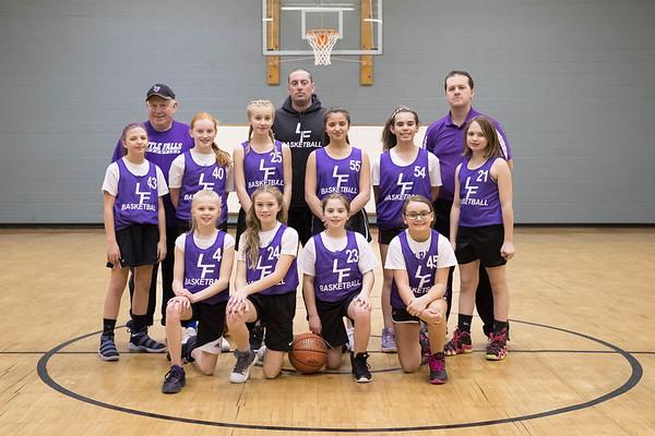 6th Grade LF Girls Basketball