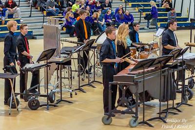 1-31-2015 Norwin Percussion Ensemble
