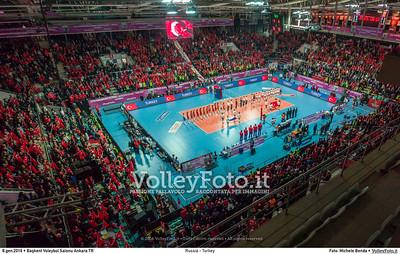 08.01.16 • SemiFinal: Russia - Turkey #RoadToRio #Women