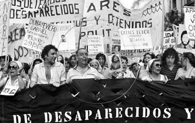 Argentina 1983 -Dictatorship end