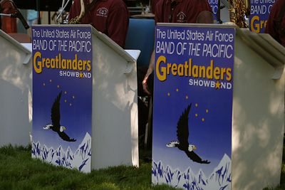 GREAT LANDERS - AF BAND of the PACIFIC