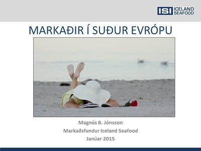 Magnús B Jónsson