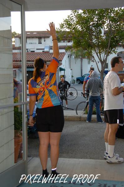 Santa Barbara Ride 2008
