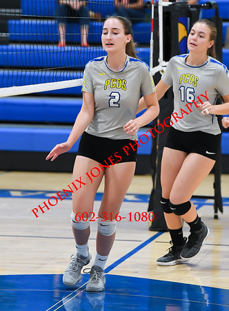 9-25-19 - Phoenix Country Day (PCDS) v Lincoln Prep - VB