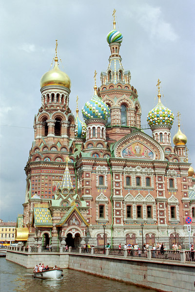 Russia - St. Petersburg & Moscow