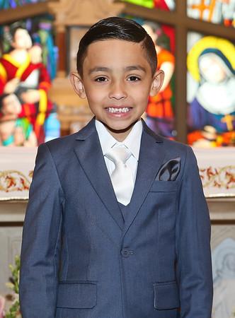 Gavin's 1st Communion (5/5/19)