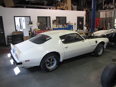 74 Super Duty 455 Trans Am