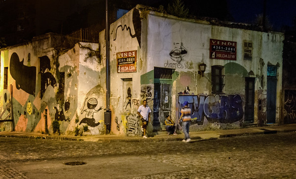 Buenos Aires II: Graphic Street Art and Graffitti