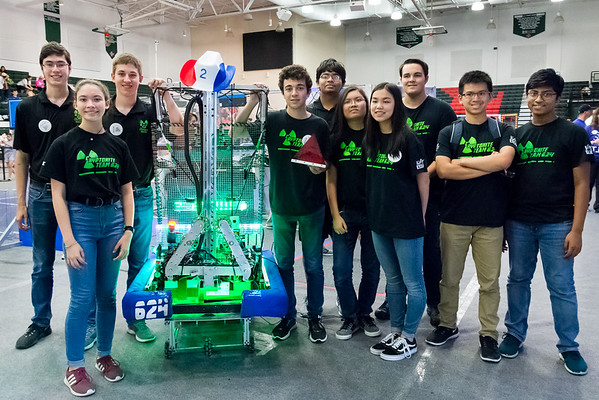 Texas Robotics Invitational - June 2018