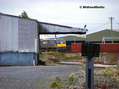 Portlaoise (Rail), 23-10-2015