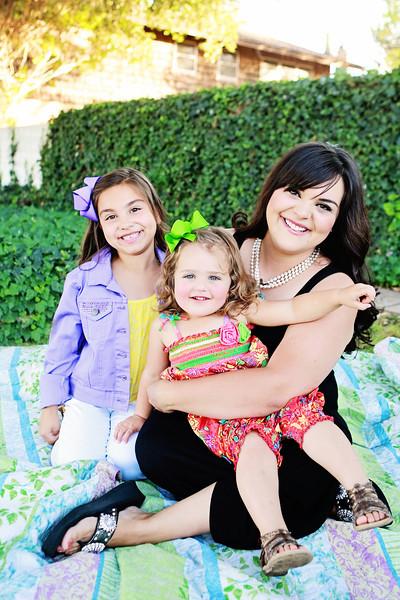 Cassandra Woods Family