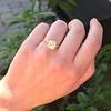2.10ct Light Yellow Antique Peruzzi Cut Diamond, GIA W-X SI2 25