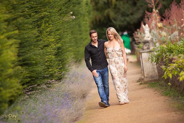 Simon and Jess Pre-Wed