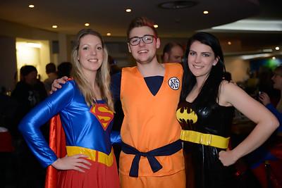 RSL Superhero Party
