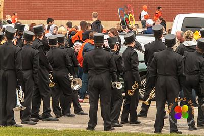 Home Coming Parade 10/05/2012