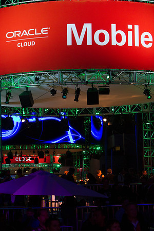 Oracle Open World 2013