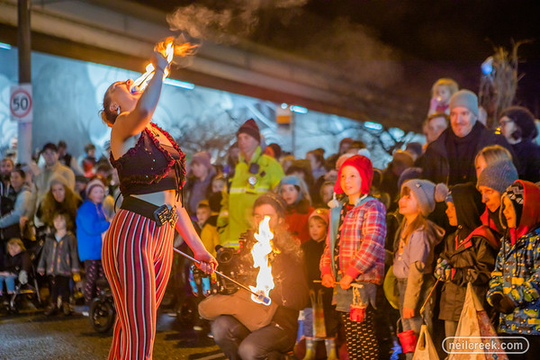 Belgrave Lantern Parade 2019