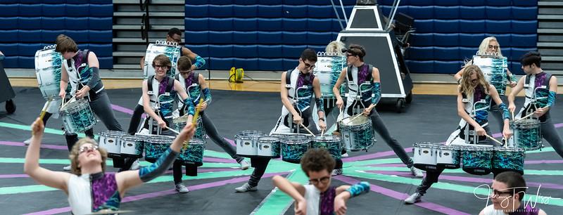 3-12-2020 HVA Indoor Percussion