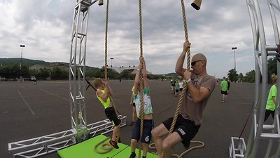 Videos: 2019 Your First Mud Run at SteelStacks in Bethlehem, PA 6/2/2019