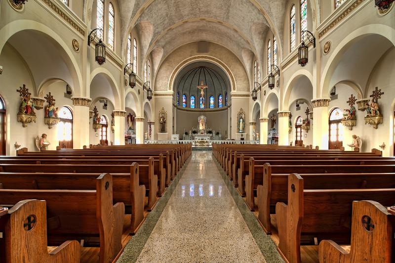 St Mary In Brenham Texas