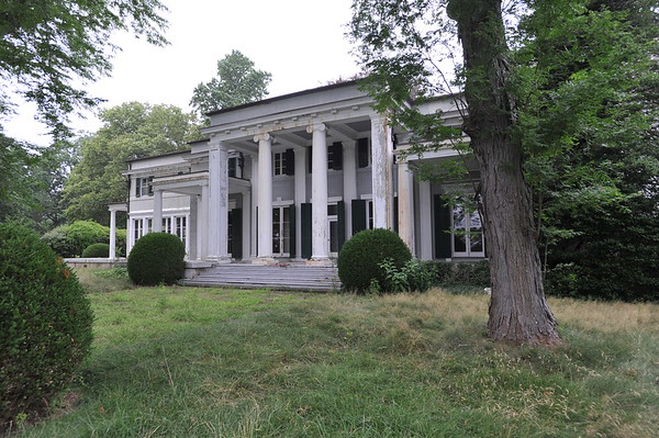 Morgan Cline New House