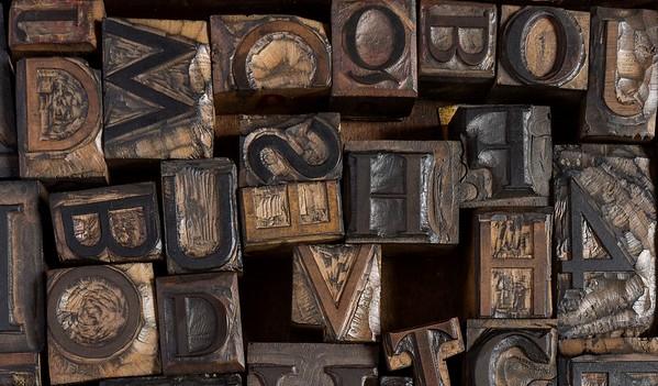 Archive of original woodcuts - Archivio Xilografico