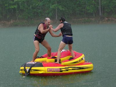 07-26 - Boating - Lake Allatoona, GA