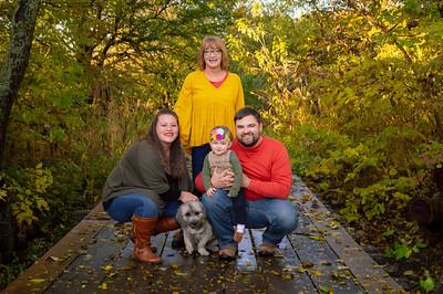 Lancaster Family - October 2019