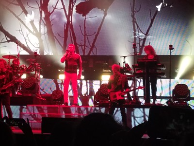 Duran Duran at Rodger Arena Aug 28, 2016