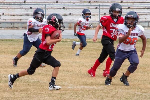 Landrum Youth Football 9-28-19