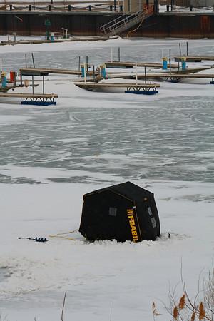 Ice Fishing - Lorain County