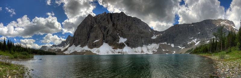 Floe Lake - Kootenay National Park