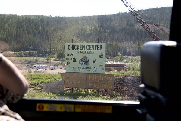 Chicken Alaska - June 2009