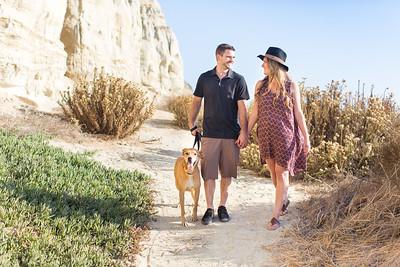 Corby + Amanda Engagement