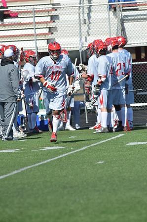 BV Lacrosse vs Whitesboro 3-26-16