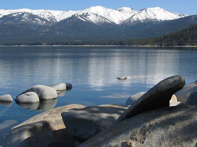 Lake Tahoe - May 2003
