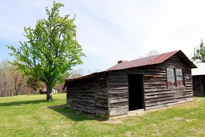 Barns in Kernersville, NC 2014