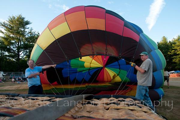 2010 Hillsborough Hot Air Balloon Festival and Fair