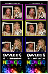 Baylee's 12th Birthday - 20 August 2016