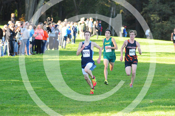 High School & Middle School Boys Cross Country