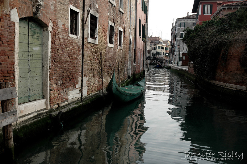 Lonely Canal