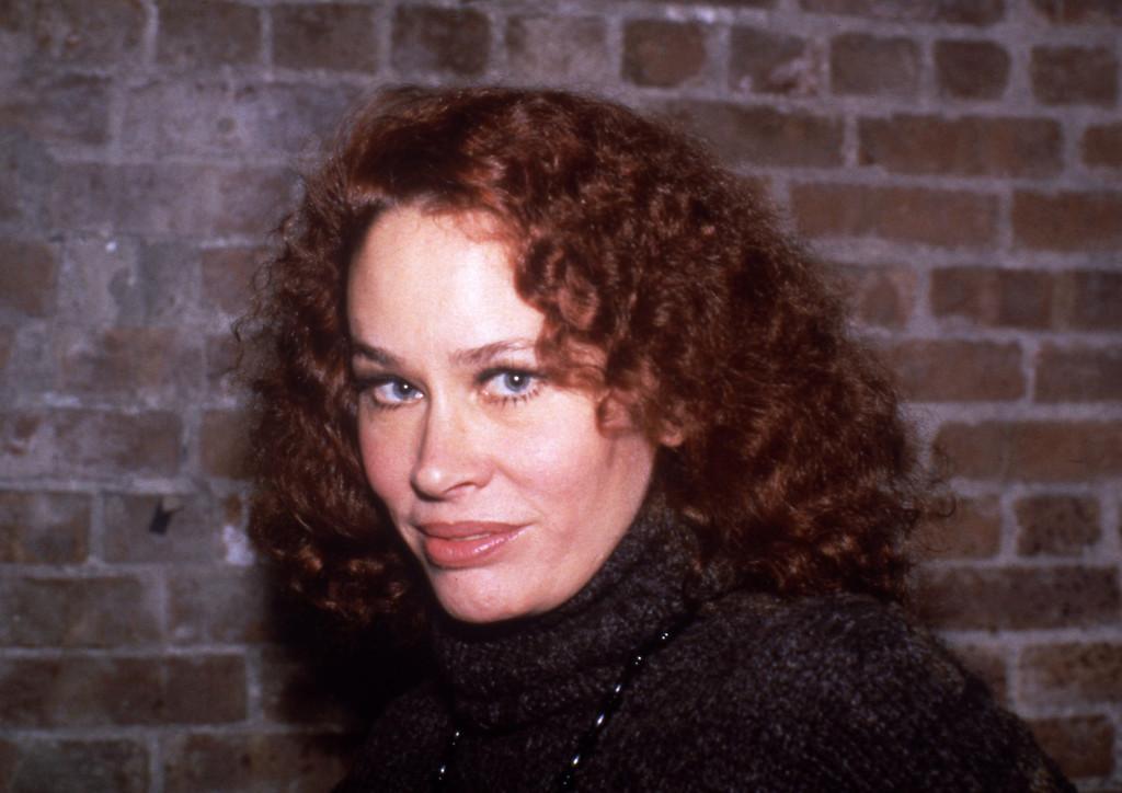 . Portrait of US actress Karen Black taken in 1982. (AP Photo)