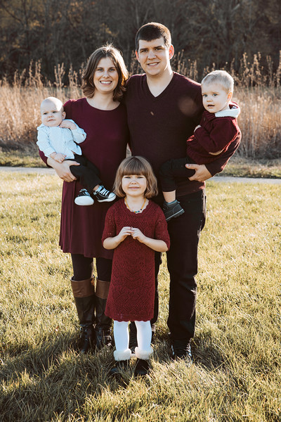 Fields Family 2020