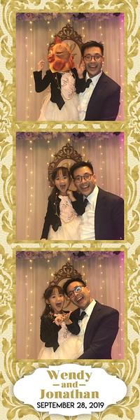 Wendy & Jonathan's Wedding (09/28/19)