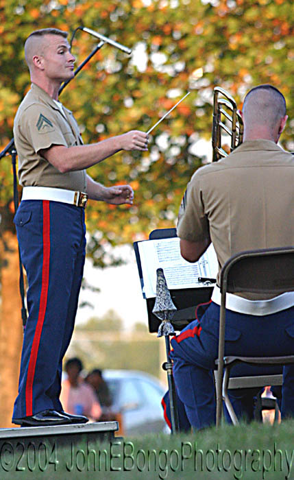 United States Marine Corps Band