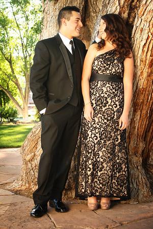 Sage & Ricardo's Prom