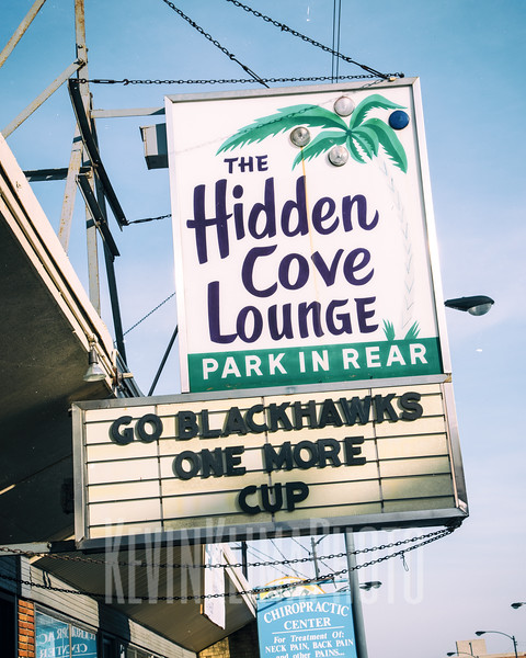 The Hidden Cove Lounge